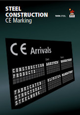 Image of the cover of the CE Marking document