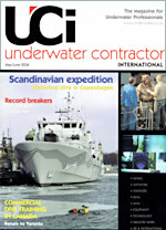 Image of the cover of UCI magazine